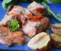 Lemon paprika parsley chicken